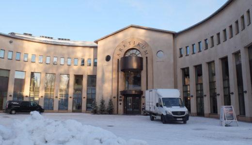初海外!一人旅。INフィンランド(3)ロヴァニエミ