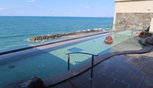 【山陰皆生・游月】海と溶けあうインフィニティ天空露天風呂を楽しめる温泉宿